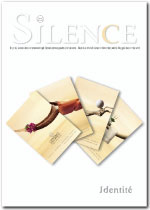 Silence issue 14 cover design